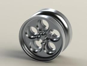 Modern YoYo in White Natural Versatile Plastic
