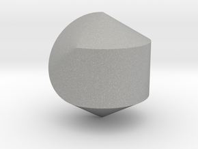 Hexasphericon Solid & True in Aluminum