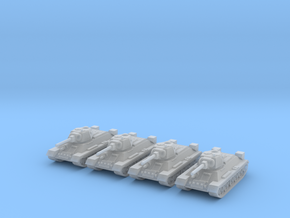 1/160 T-34 models in Smooth Fine Detail Plastic