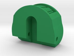 Cosmos Belly in Green Processed Versatile Plastic