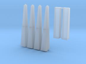 RTC Shipbuilding Mast in Smoothest Fine Detail Plastic