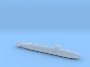 SSN-721 CHICAGO 1:2400 FULL HULL in Smooth Fine Detail Plastic