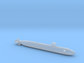SSN-760 ANNAPOLIS 1:2400 FULL HULL in Smooth Fine Detail Plastic