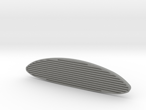 INSERT-TM-ROSSA-MID-HP-HOR-GRV in Gray Professional Plastic