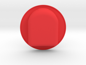 GyroPod - The Omnipod SHIELD (only SIDE A) in Red Processed Versatile Plastic