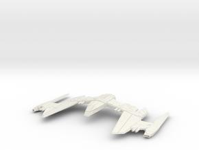Nighthawk Class in White Natural Versatile Plastic