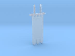 Knight Banner 2.0 in Smoothest Fine Detail Plastic