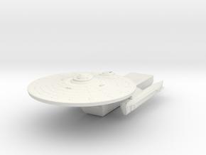 USS Ptolemy tug V2 in White Natural Versatile Plastic