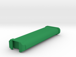 "NEODiVR ""CLiPi"" Handle (3 of 3) in Green Processed Versatile Plastic"