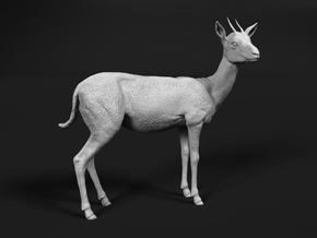 Thomson's Gazelle 1:32 Standing Female in Smooth Fine Detail Plastic