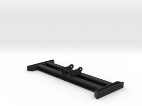 Schuifraam 1:50  in Black Natural Versatile Plastic