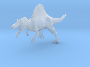 Spinosaurus Aegyptiacus (JP Style) Version 2 in Smooth Fine Detail Plastic