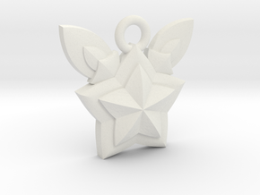 Star Guardian - Jinx (Charm) in White Natural Versatile Plastic