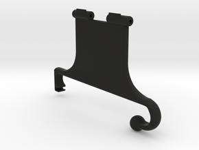 "NEODiVR ""poKet"" AlternateL arm for the ""Stealth"" b in Black Natural Versatile Plastic"