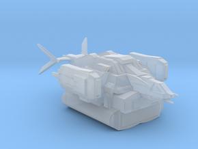 VTOL Atlas Class Dropship w/cargo module in Smooth Fine Detail Plastic