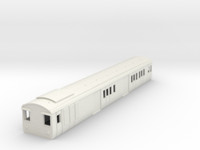 o-101-gec-baggage-59ft-coach-1 in White Natural Versatile Plastic