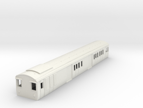 o-76-gec-baggage-59ft-coach-1 in White Natural Versatile Plastic