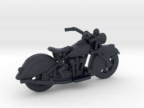 Indian Sport Scout 1940   1:64 S in Black PA12