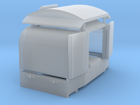 a-1-144fs-protected-simplex-1-door-open1-plus in Smooth Fine Detail Plastic
