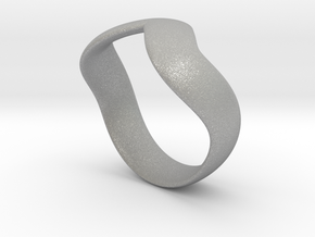 Kobra Ring Original 2 size 8,25 in Aluminum