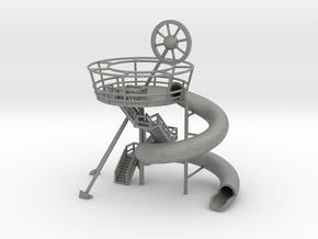 """Aussichtsplattform """"Stadt"""" - 1:220 (Z scale) in Gray Professional Plastic"""