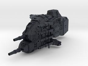 "Taiidan ""Diirvas"" Multi-Gun Corvette in Black Professional Plastic"