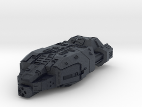 "Turanic Raider ""Bandit"" Interceptor in Black Professional Plastic"