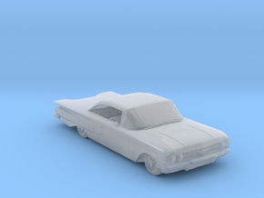 Jeepers creeper 60  chevy 87  scale in Smooth Fine Detail Plastic