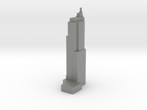 Chifley Tower - Sydney (1:4000) in Gray PA12