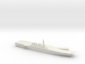 Izumo-class-based CV, 1/1800 in White Natural Versatile Plastic
