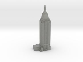 RSA Battle House Tower - Mobile (1:4000) in Gray PA12
