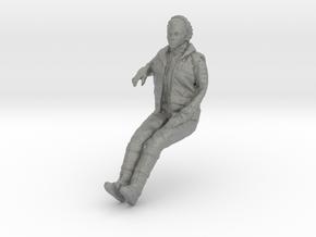 1/43 scale figure for DeAgostini Millennium Falcon in Gray Professional Plastic
