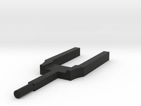Stephans Pentacam model in Black Natural Versatile Plastic