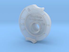 HopChop Mk4 Feed Guide (8.5mm) in Smooth Fine Detail Plastic