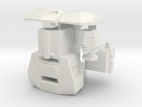 Gen. Minerva - Full Conversion Kit in White Natural Versatile Plastic