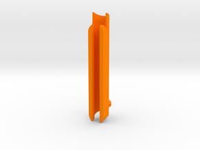 Catalina 28 Mk2, 75.5mm MastGate in Orange Processed Versatile Plastic