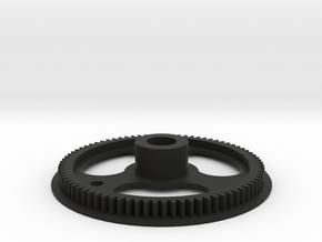 Aerodynic Strong - 1Xe  in Black Natural Versatile Plastic