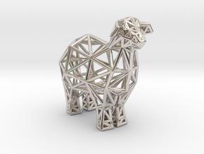 Sheep in Platinum