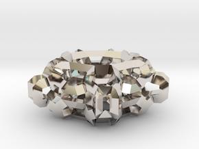 Pentafractal in Platinum