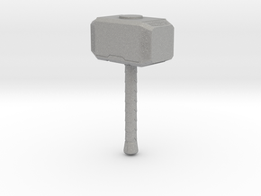1/3rd Scale Thors Hammer in Aluminum