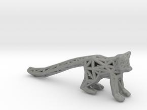 Ring Tailed Lemur in Gray PA12