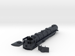 Cab Forward AC12 Main Part in Black Professional Plastic
