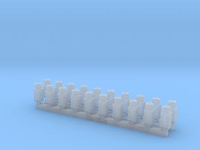 Frag Launcher V1 X20 in Smoothest Fine Detail Plastic