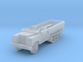 Land Rover Centaur  1:144 in Smooth Fine Detail Plastic