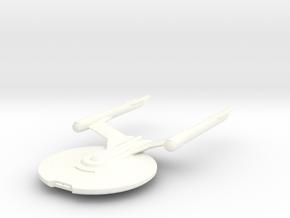 USS Gagarin in White Processed Versatile Plastic