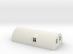 n-76-complete-nissen-hut-16-36-1 in White Natural Versatile Plastic