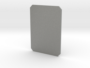 SPD Containment Card in Gray PA12