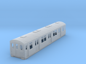 o-148fs-district-f-single-end-driver-coach in Smooth Fine Detail Plastic