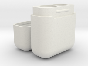 Insulin Transport Box in White Natural Versatile Plastic