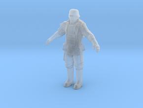 Wolfenstein commando /kommando in Smooth Fine Detail Plastic